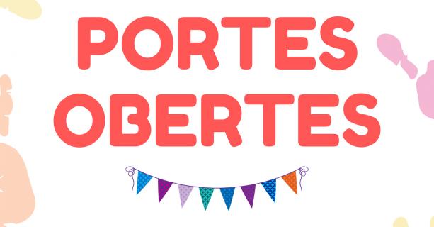 JORNADA DE PORTES OBERTS